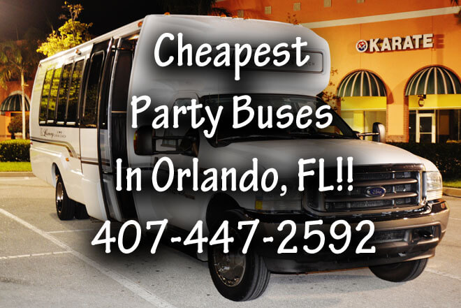 Meadow Woods Party Buses