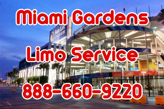 Miami Gardens Limo Service