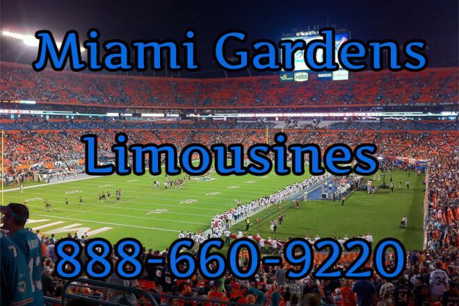 Miami Gardens Limousine Service