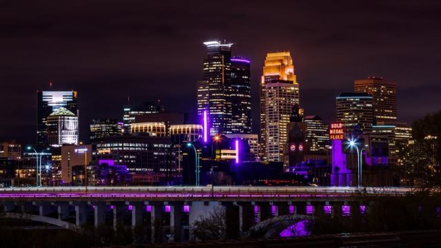 Minneapolis & St. Paul
