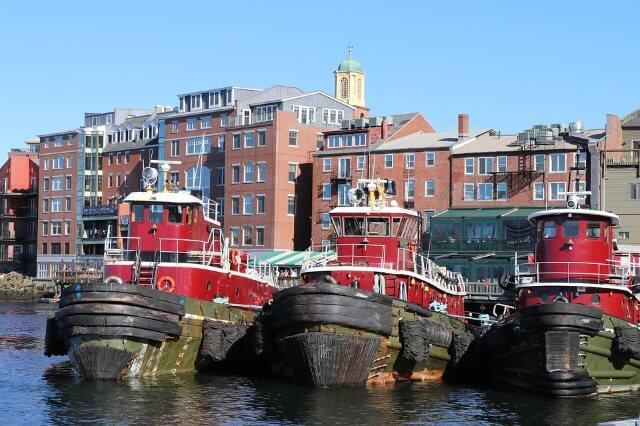 portsmouth nh tug boats