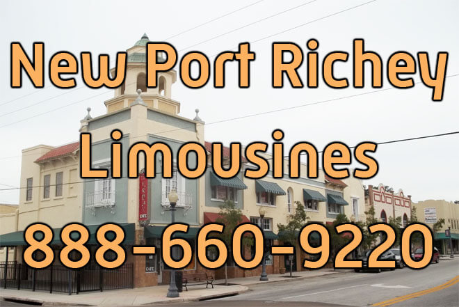New Port Richey Limousine Service