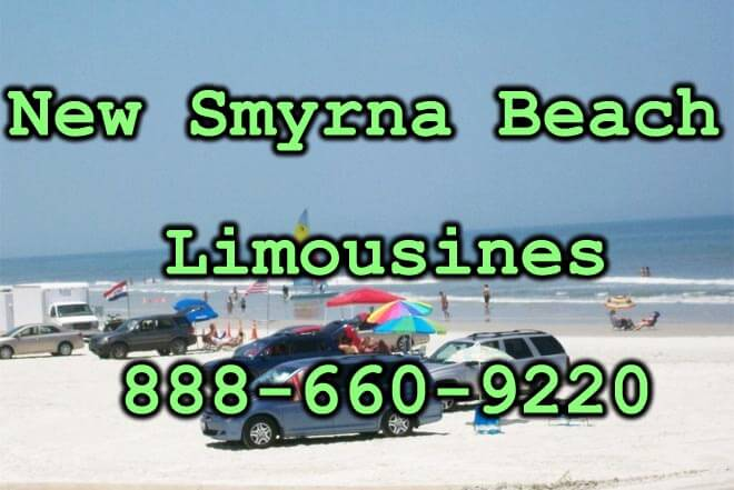 New Smyrna Beach Limo Service