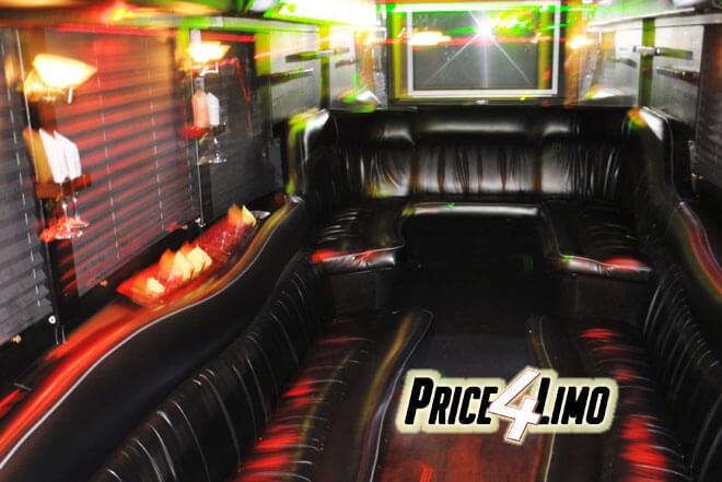New Smyrna Beach Party Buses