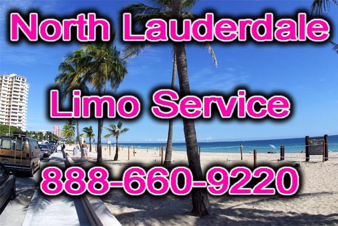 North Lauderdale Limo Service