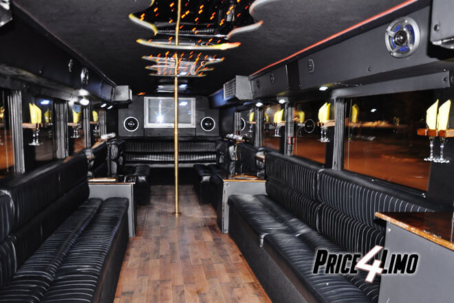 North Lauderdale Party Buses