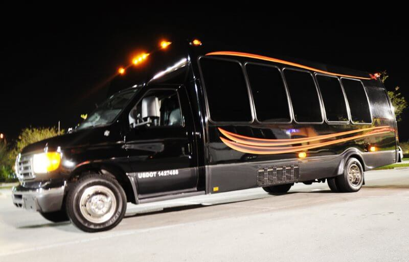 North Palm Beach Party Bus