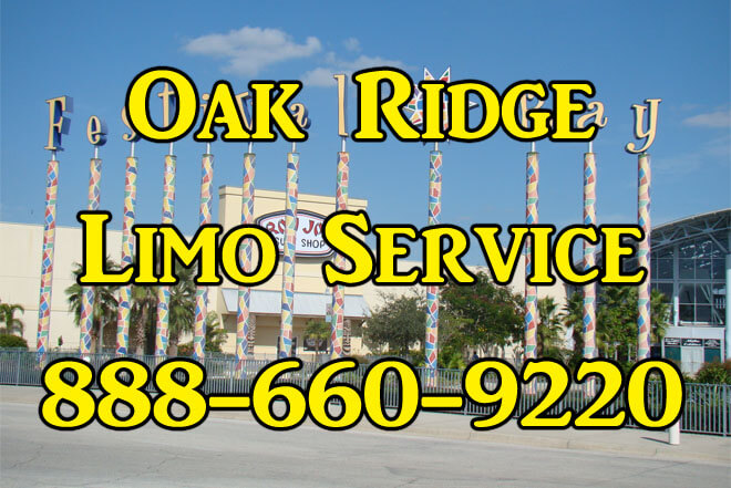 Oak Ridge Limo Service