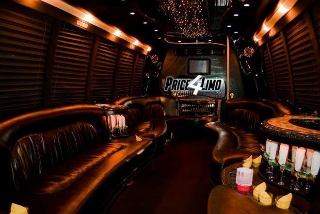Oak Ridge Party Buses