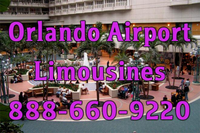 Orlando Airport Limousine Service