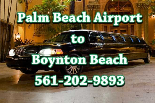 Palm Beach to Boynton Beach