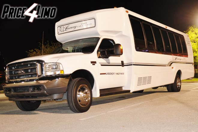 Palm City Party Buses
