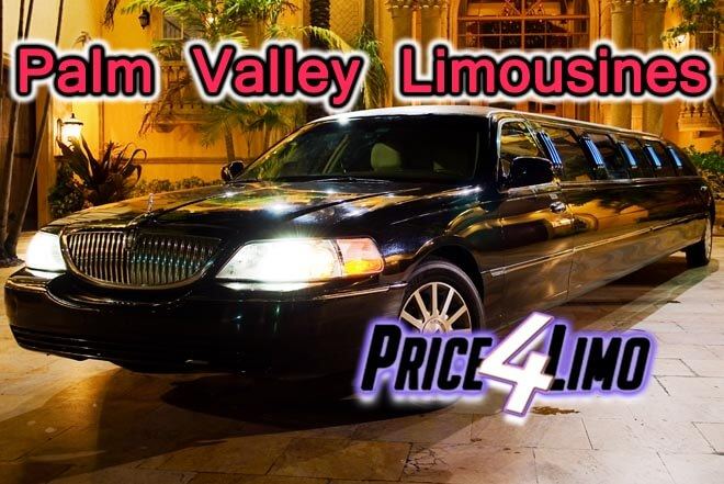 Palm Valley Limousine Rental