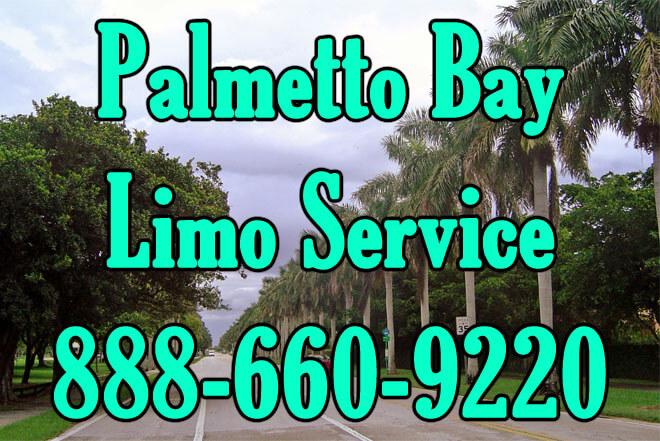 Palmetto Bay Limo Service