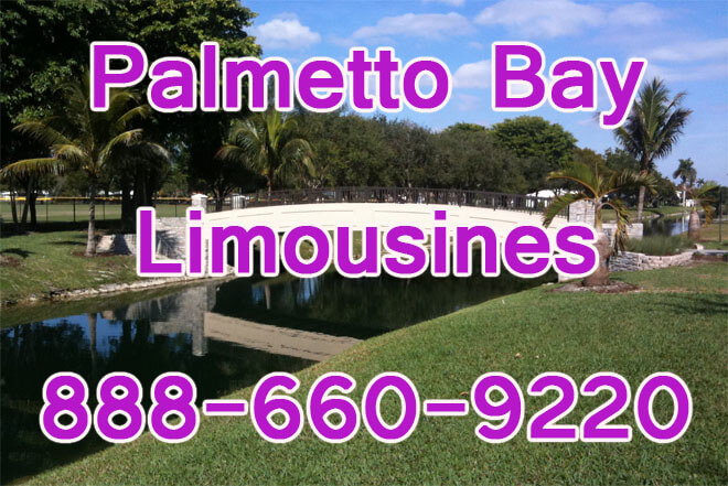 Palmetto Bay Limousine Service