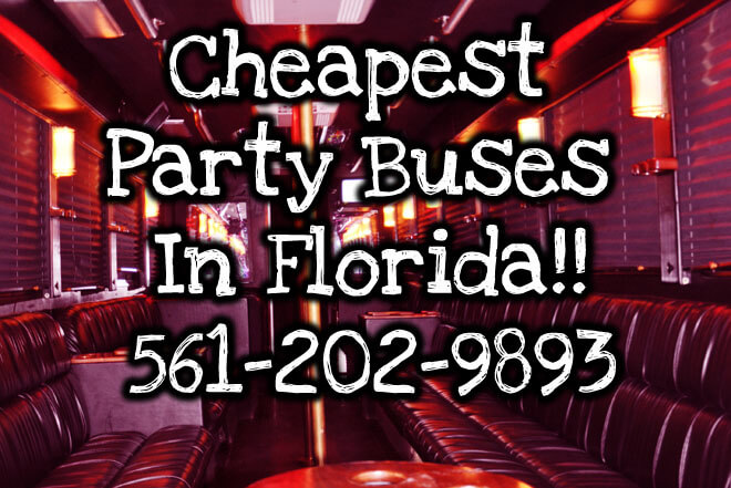 Palmetto Bay Party Buses