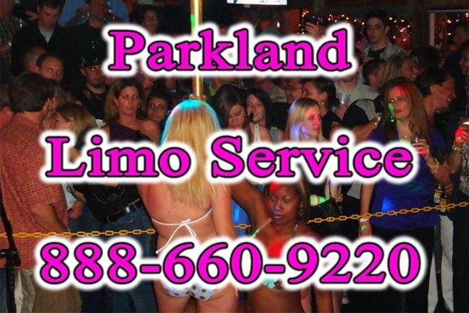 Parkland Limo Service