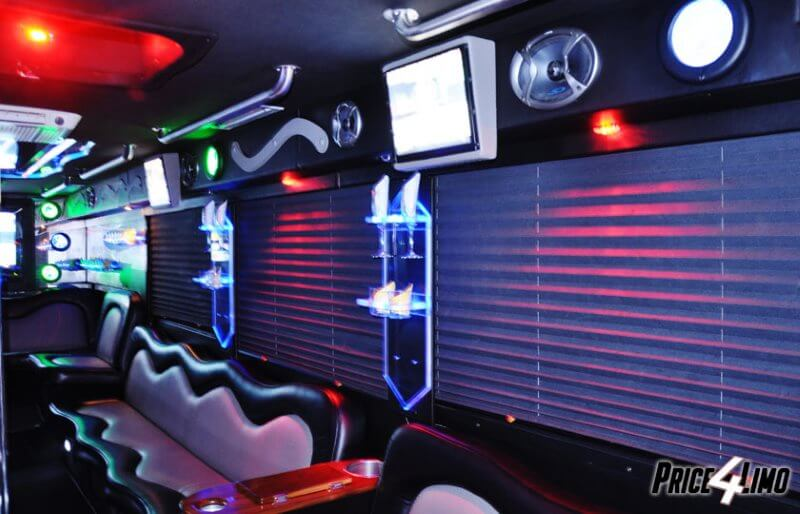 Parkland Party Bus Rental