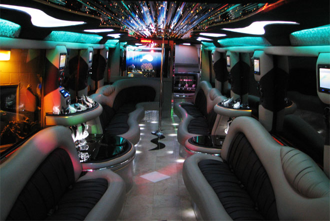 Party Bus In Coconut Grove
