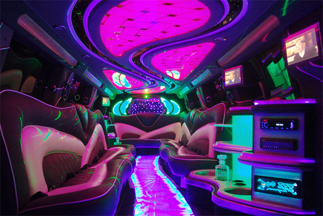 Party Bus In Cooper City