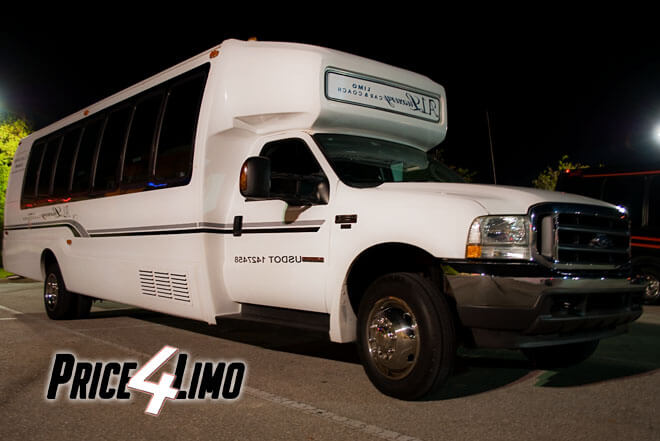 Party Bus in Hialeah Gardens