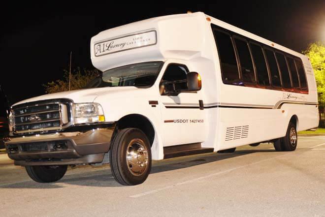 Party Bus in Lake Buena Vista