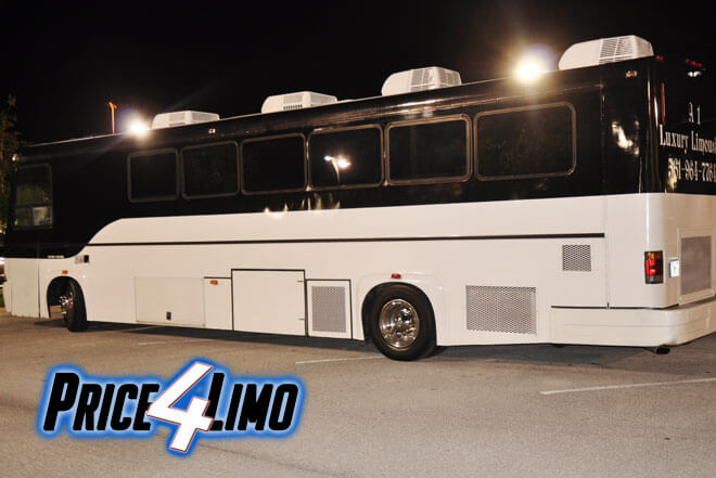 Party Bus in Land O'Lakes