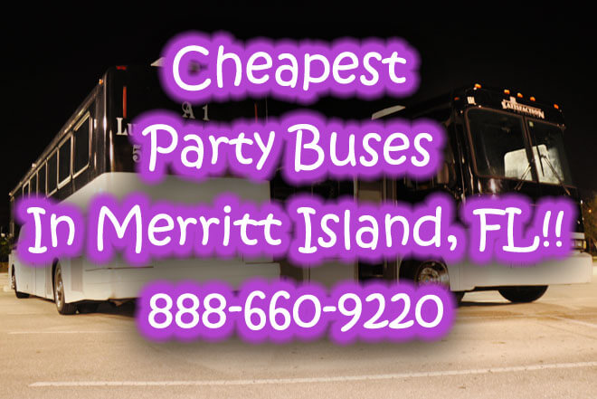 Party Bus in Merritt Island