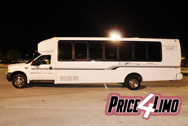 Party Bus in New Port Richey