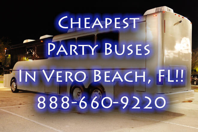 Party Bus in New Smyrna Beach