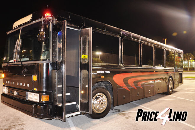 Party Bus in North Lauderdale