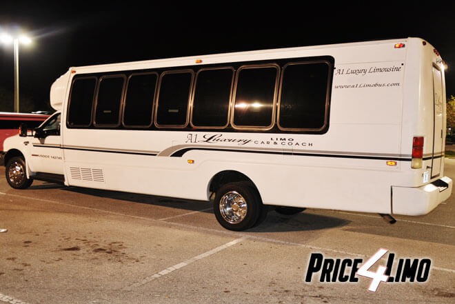 Party Bus in Ormond Beach