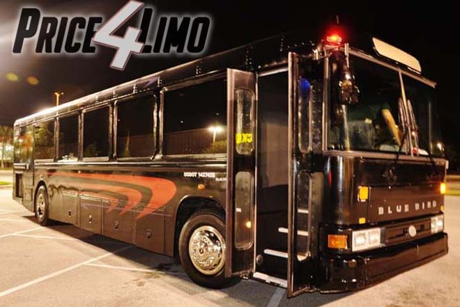 Party Bus in Palm City