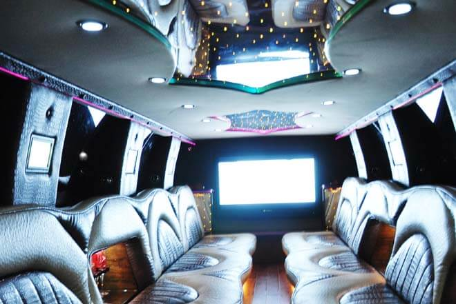 Party Bus in Tequesta