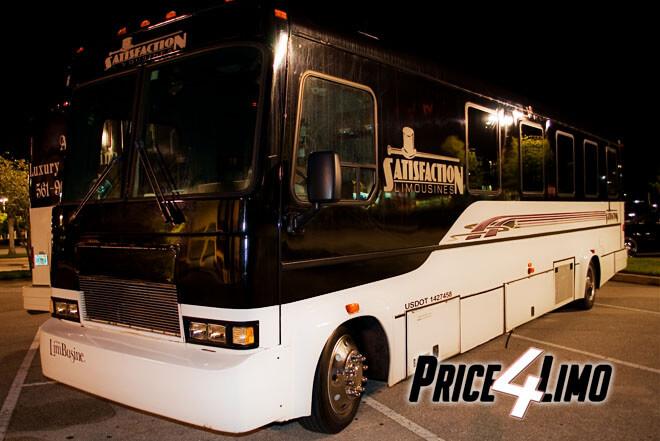 Party Bus in Valrico