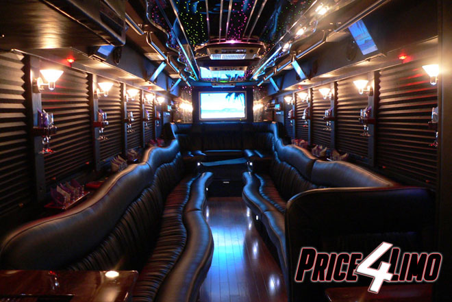 Party Bus in Wesley Chapel