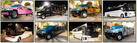 Palm Coast Party Buses and Limos