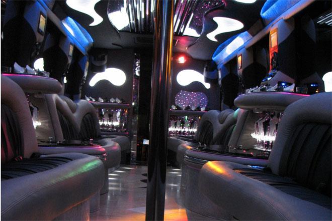 Party Bus Rental Aventura