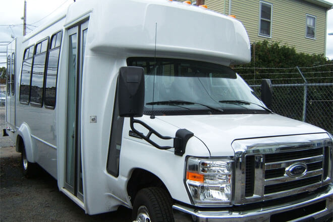 Party Bus Rental in Coral Gables