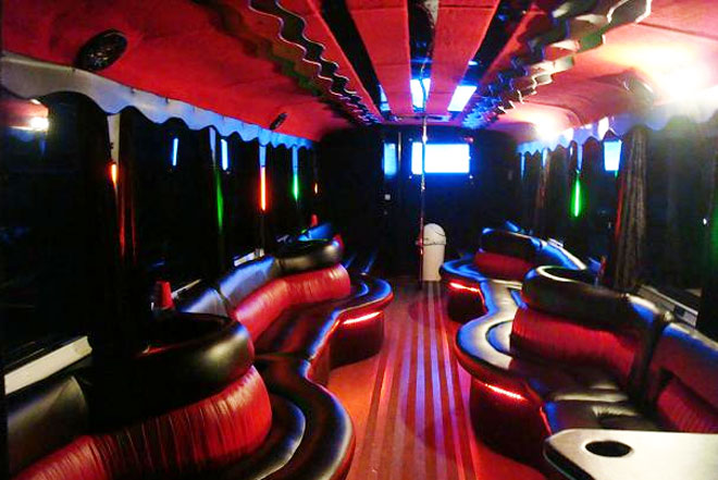 Party Bus Rental In Cutler Ridge