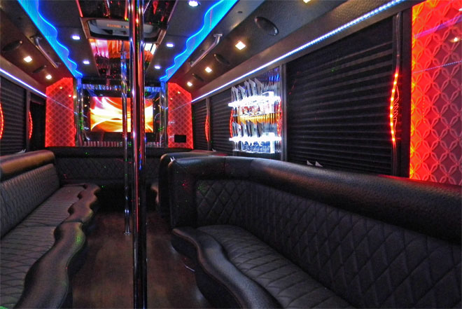 Party Bus Rental in Davie