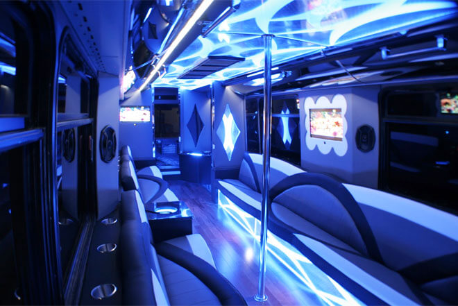 Party Bus Rental in Doctor Phillips