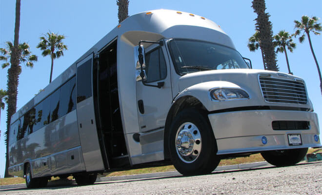 Party Bus Rental in Four Corners