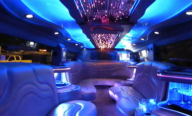Party Bus Rental In Holiday
