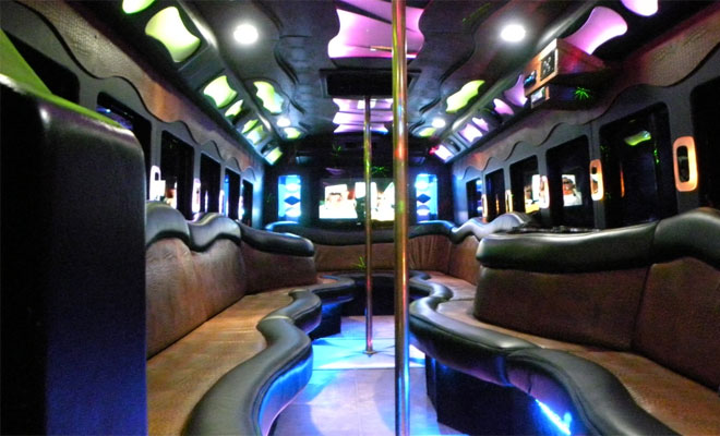 Party Bus Rental in Homosassa