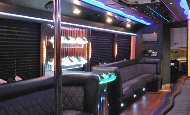 Party Bus Rental In Immokalee