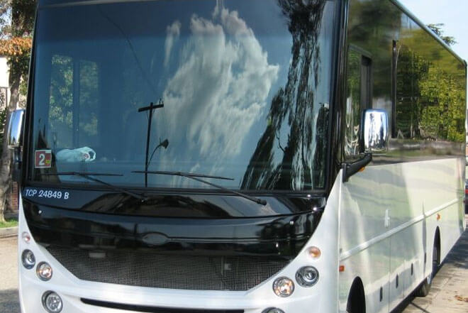 Party Bus Rental in Princeton