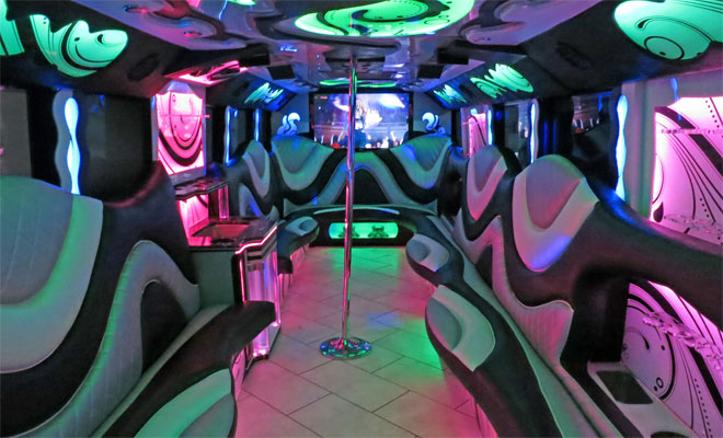 Party Bus Rental In Riviera Beach