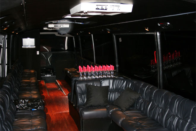Party Bus Rental Deerfield Beach