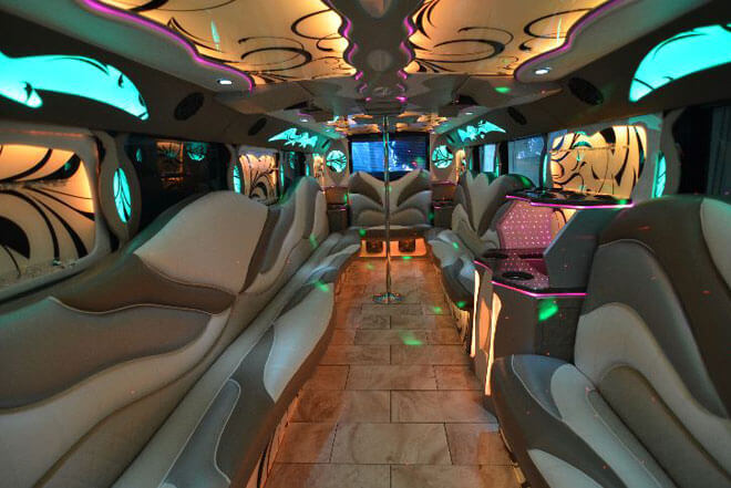 Party Bus Service Belleview